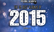 The Best 35 Albums of 2015: 10 – 1