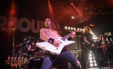 Airbourne at The Academy, Dublin, on June 6th 2017 by Shaun M. Neary-03