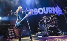 Airbourne at The Academy, Dublin, on June 6th 2017 by Shaun M. Neary-23