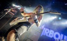 Airbourne at The Academy, Dublin, on June 6th 2017 by Shaun M. Neary-27