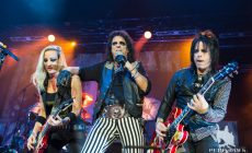 Alice Cooper at Stone Free Festival, London on June 18th 2016 by Shaun Neary-13