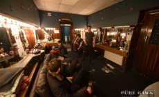 [BACKSTAGE] - Gun at The Barrowland, Glasgow on December 18th 2015 by Shaun Neary-1