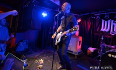 Danko Jones at Whelans, Dublin on September 18th 2015 by Shaun Neary-30