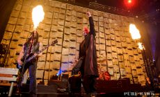 Disturbed at 3Arena, Dublin on January 7th 2017 by Shaun Neary-12