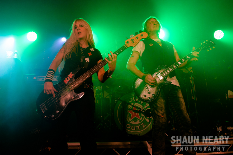 Down N  Outz - The Limelight, Belfast on December 17th 2014 by Shaun Neary-13