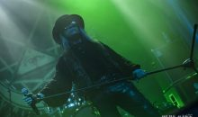 In Photos: Fields Of The Nephilim w/ The Church – O2 Ritz, Manchester 29/10/2018