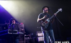 Jah Wobble & The Invaders of the Heart @ The Ritz by John Gillee