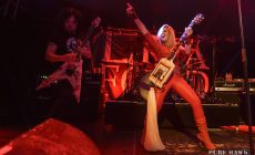 Lita Ford at O2 Academy, Islington on March 12th 2017 by Shaun M. Neary-08