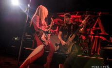 Lita Ford at O2 Academy, Islington on March 12th 2017 by Shaun M. Neary-16