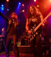 Queensryche at The o2 Academy, Islington, London on August 28th 2016 by Shaun Neary-29