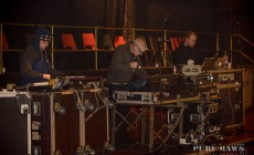 [SETUP & SOUNDCHECK] - Gun at The Barrowland, Glasgow on December 18th 2015 by Shaun Neary-05