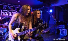The Amorettes at Whelans, Dublin on September 18th 2015 by Shaun Neary-15