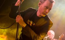 The Jesus And Mary Chain at The Academy, Dublin on April 7th 2017 by Shaun Neary-11