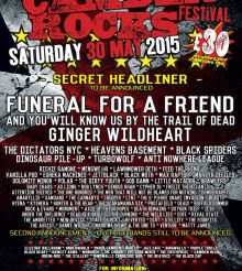 More names added to Camden Rocks 2015