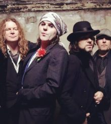 The Quireboys invite fans to be part of their new album